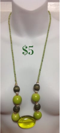 ASSORTED STATEMENT NECKLACES: $5 FOR ALL Brampton, L7A