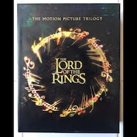The Lord of the Ring (Trilogy) Blu-Ray Paramount, 90723