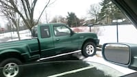 green extended cab pickup truck Montgomery Village, 20886