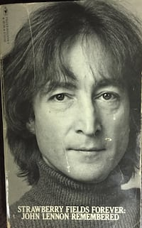 Strawberry Fields Forever John Lennon Remembered Paperback Lebanon