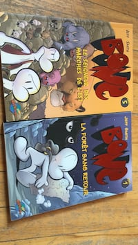 two Disney Frozen and The Simpsons books Montreal, H3W 2E7