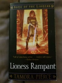 Teen fiction Song of the Lioness: Lioness Rampant Bellevue, 98006
