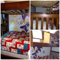 Bunk bed For Sale asking 400 or will negotiate Louisa, 23093