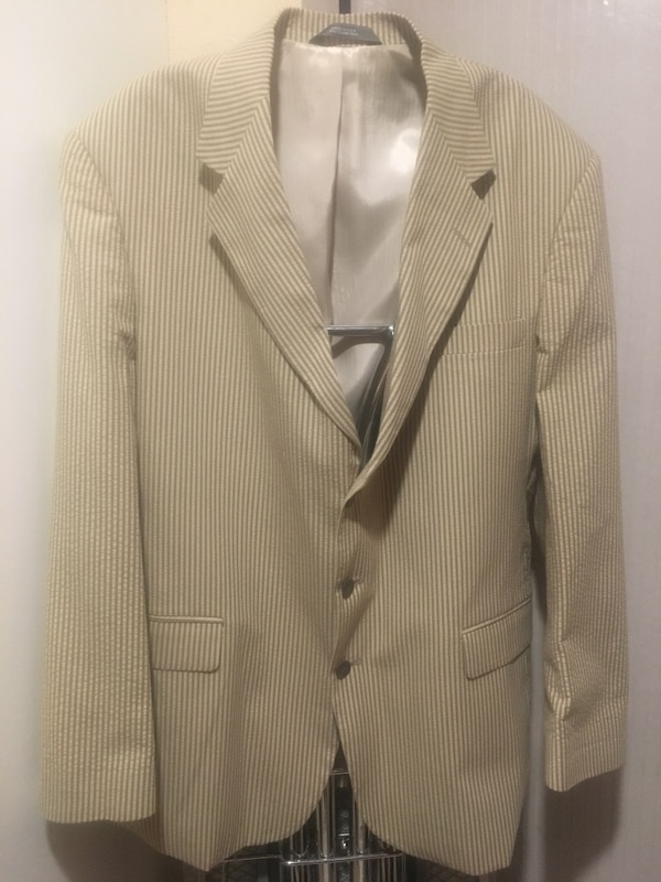 50a94048e1 Used Haggar Clothing Co City Casuals Men's Blazer for sale in San José