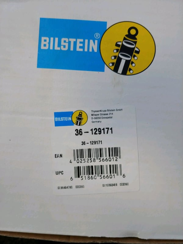 BMW E39 540i Bilstein Front Springs 22b3194f-c201-417e-9592-aed4a374adaf