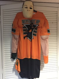 orange and black long-sleeved shirt Toronto, M6J 3N4
