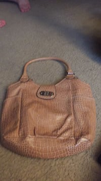 brown purse  Elkridge, 21075