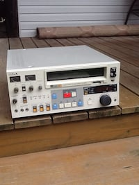 Rare Sony VO-9600 U-matic Professional Recorder/Player  Chicago, 60622