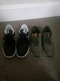 Nike and new balance Worcester, 01604