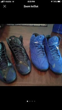 2 PAIRS of LEBRON'S Dumfries, 22026