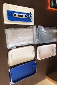 Samsung S3 variety of phone cases and screen protectors Markham, L6E 1L8