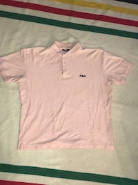 Men's Vintage Fila polo