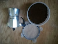 Moka with italian coffe in plastic box (Lavazza)  Lund, 226 44