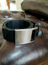 Authentic Gucci leather belt Tigard