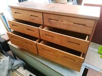 THIS END UP DRESSER