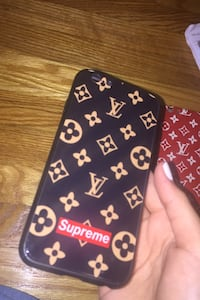 SUPREME IPHONE 6 GLASS CASE