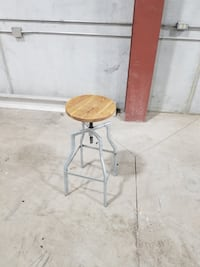 Adjustable Height stools MALTON