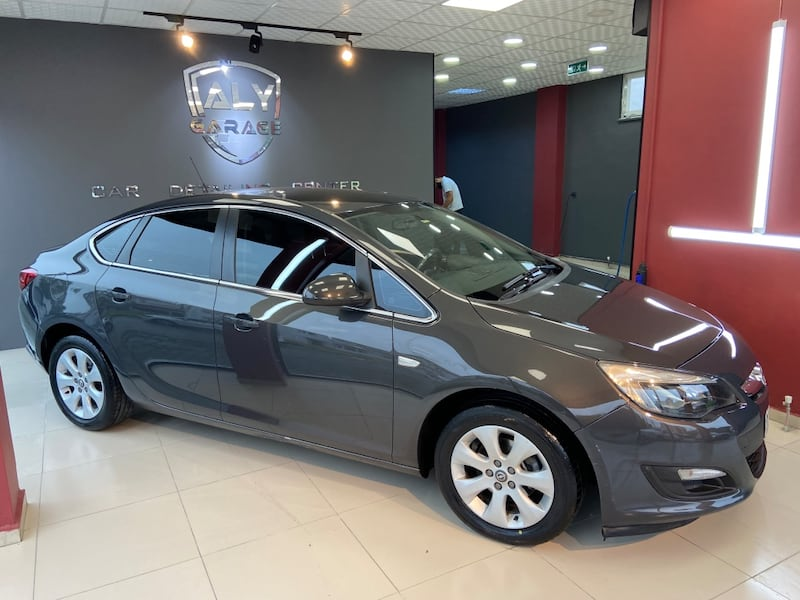 2013 Opel Astra 1.6 16V 115HP EDITION ACTIVE SELECT 5094d241-8f45-4791-a334-c5280f3243c7