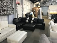 Black Sectional  Houston, 77041