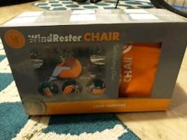Windrester chair