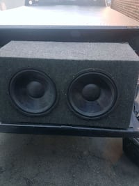 12 inch speakers in box Toronto, M6B