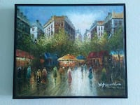 real oil painting Windsor, 80550