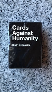 Cards Against Humanity Expansion cards