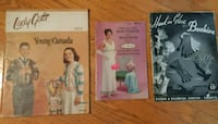 3 1940s Knitting Magazines  1940s Hand-in-Glove wi Newmarket, L3Y 3J3