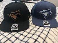 2 for $20 snapback Blue Jays Caps Brampton, L6P 0H3