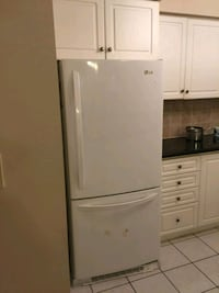 Used white Fridge Vaughan, L6A 0T4