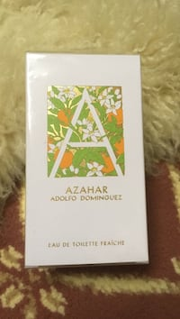 Azahar by Adolfo Dominguez eau de toilette fraiche Richmond, V7A 4P6