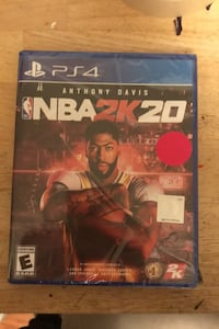 NBA 2k20 PS4 game Monmouth, 97361