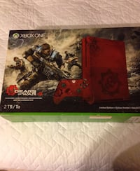 Xbox One Gears of War 4 box Grundy, 24614