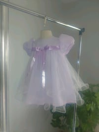 Girls size 2T flower girl, special occasion dress Oxford, 45056