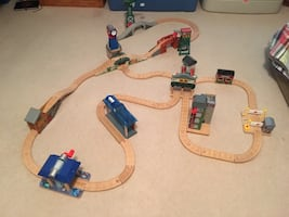 Thomas Train Tracks and Accessories