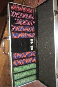 Poker chip set Annandale, 22003