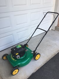 Mower like new condition  Fairfax, 22030