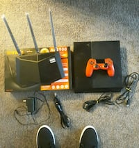 Ps4 with Tenda router Ac1900 Las Vegas, 89109