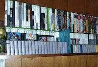 150+ games for sale