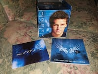 Complete Collector's Edition Angel Winnipeg, R3B
