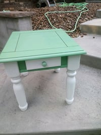 cool table with drawer....