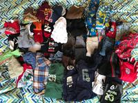 Toddler's assorted-color clothes lot Holland, 43528