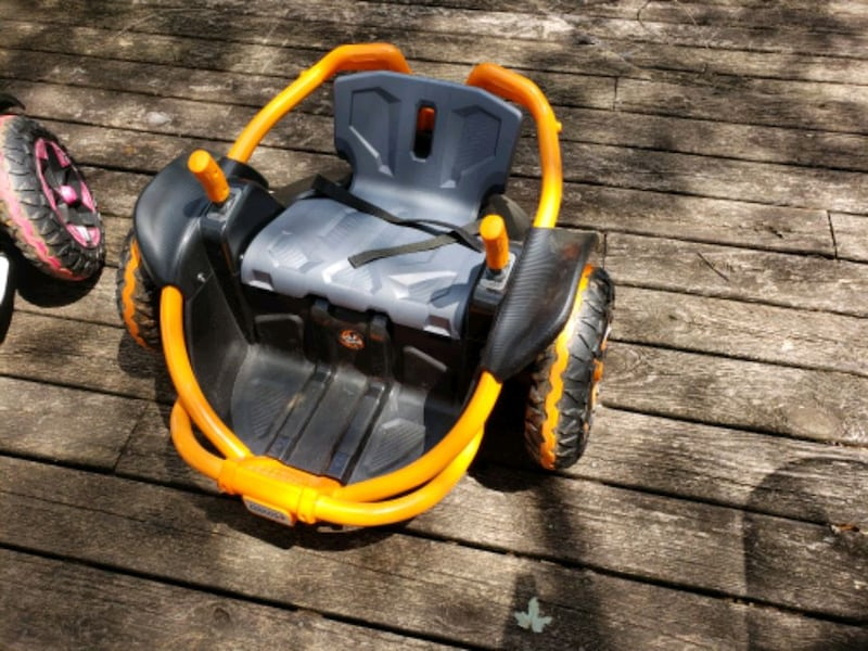 Power Wheels Wild Thing 1