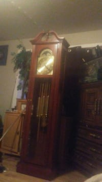 Grand father clock very good condition flawless re 3483 km