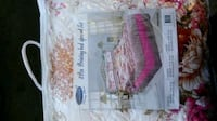 white and pink floral bed sheet Lehi, 84043