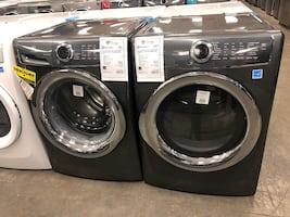 TAKE HOME FOR $40 DOWN! Electrolux Washer Gas Dryer Set Front Load Energy Star #2735