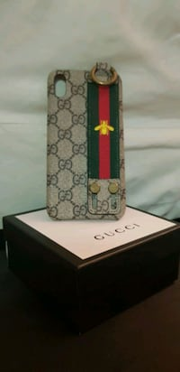 Gucci case iPhone xs max