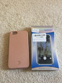 Led light iPhone case for 6 plus / s plus Burnaby, V5H