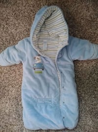 nice snow suit for boy