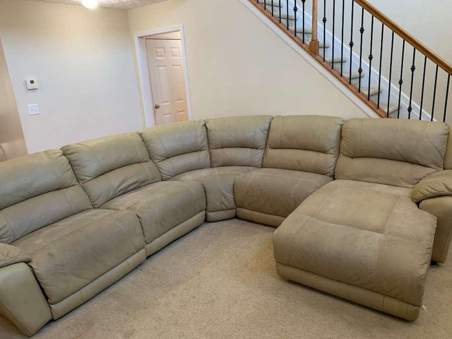 used sectional from rooms2go for sale in mcdonough letgo rh gb letgo com